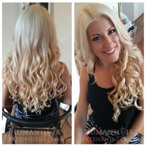 Clip In Hair Extensions –Remy Human Hair
